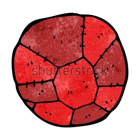 comic cartoon football Stock photo © lineartestpilot