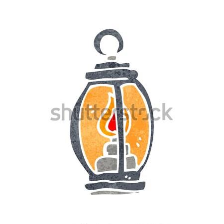 Cartoon jądrowej bomba projektu sztuki retro Zdjęcia stock © lineartestpilot