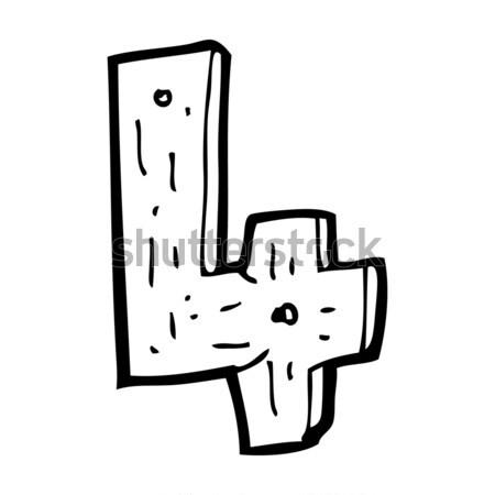 cartoon female body Stock photo © lineartestpilot