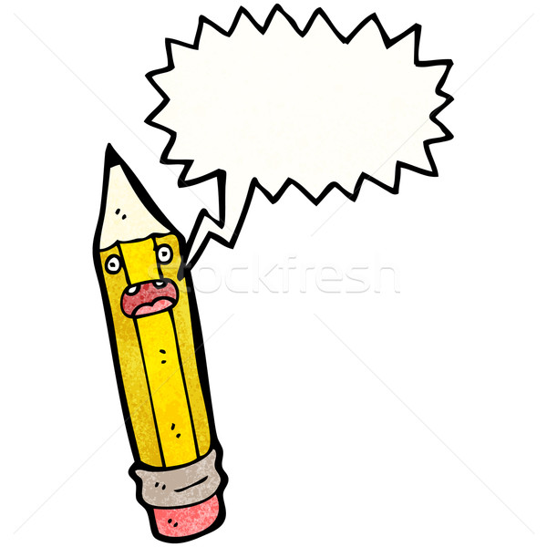 the speech from a pencil Pencils were invented in 1795 by a french scientist named nicolas-jacques conte he used a mixture of graphite, clay and water baked in a kiln to create the lead of the pencil.
