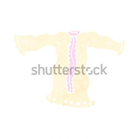 cartoon female body (add photos or mix and match cartoons) Stock photo © lineartestpilot