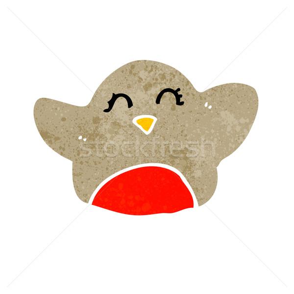 cartoon robin Stock photo © lineartestpilot