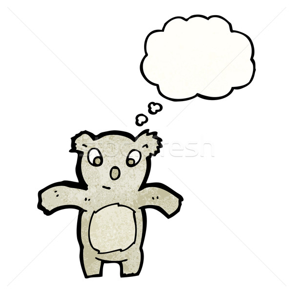 cartoon koala Stock photo © lineartestpilot