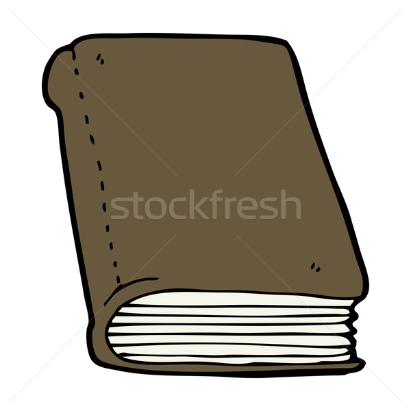 cartoon book Stock photo © lineartestpilot