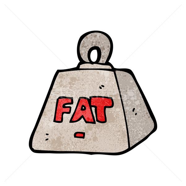 Vector pictogramă pierdere în greutate