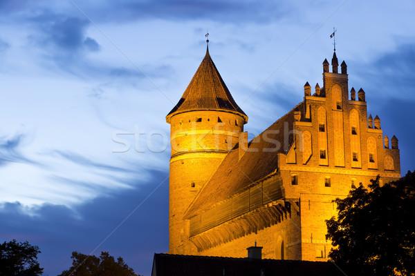 Sights of Poland. Stock photo © linfernum