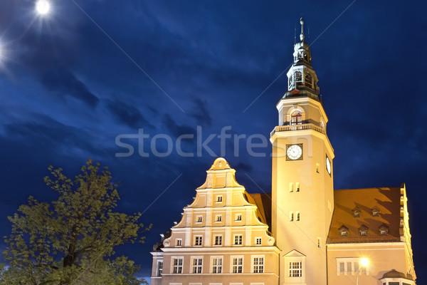 Sights of Poland.  Stock photo © linfernum