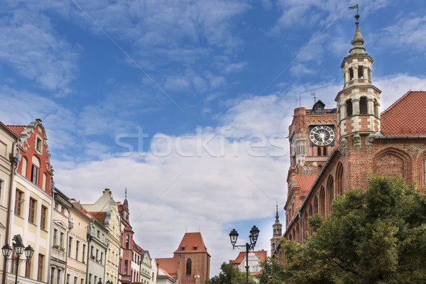 Stock photo: Sights of Poland.
