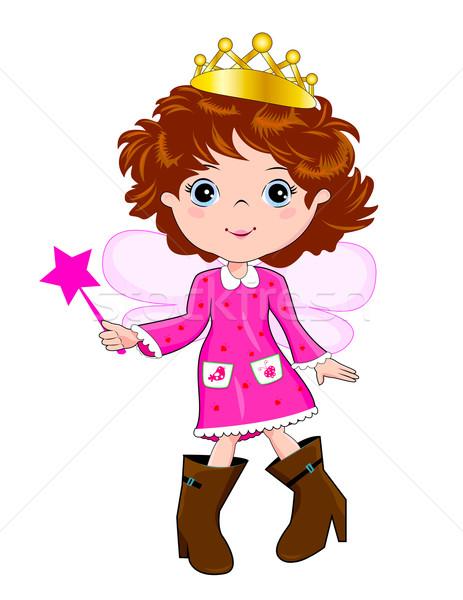 Little Princess Stock photo © liolle