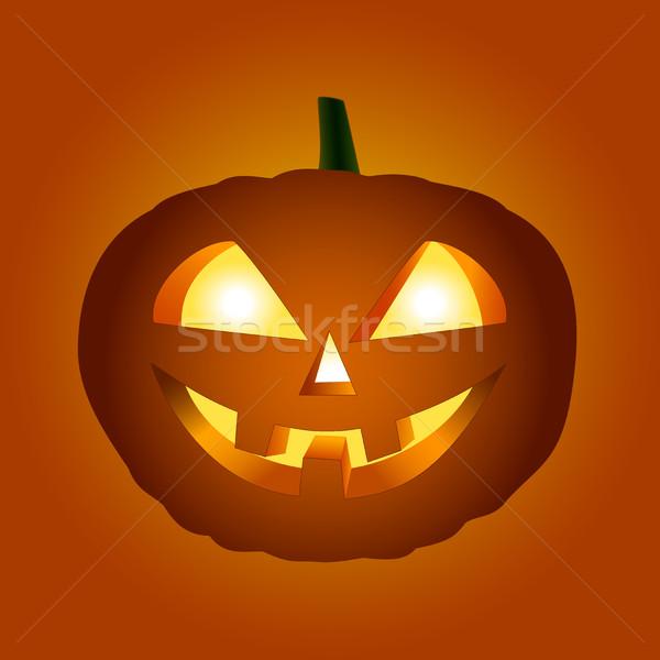Halloween  pumpkin Stock photo © liolle