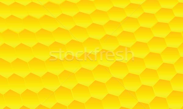 A nido d'ape design texture fiore natura salute Foto d'archivio © lirch