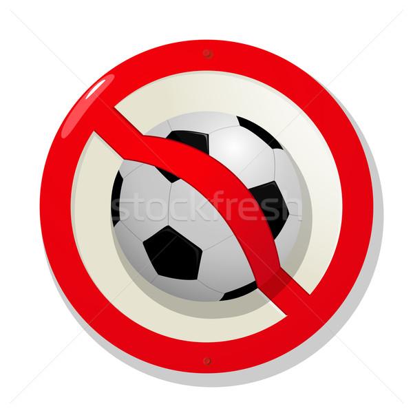 No more football Stock photo © lirch