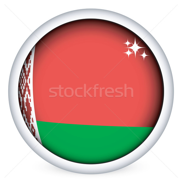 Belarus flag button Stock photo © lirch