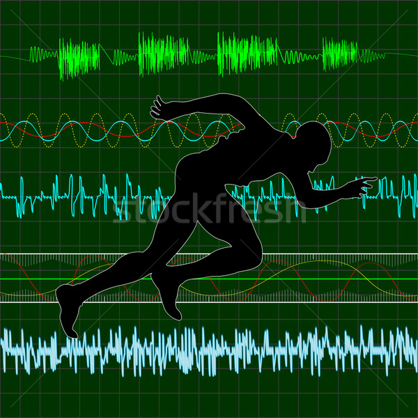Cardio Stock photo © lirch