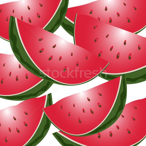watermelon Stock photo © lirch