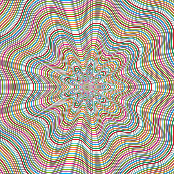 Spiral op art background Stock photo © lirch