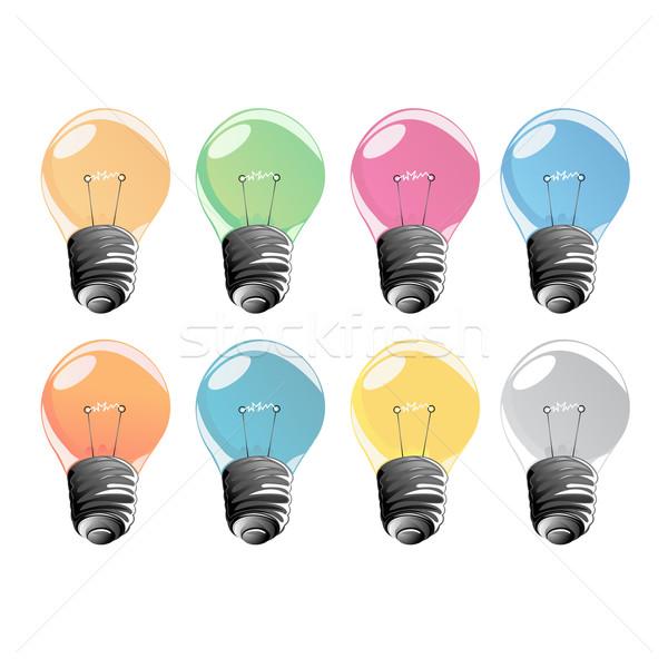 lightbulbs Stock photo © lirch