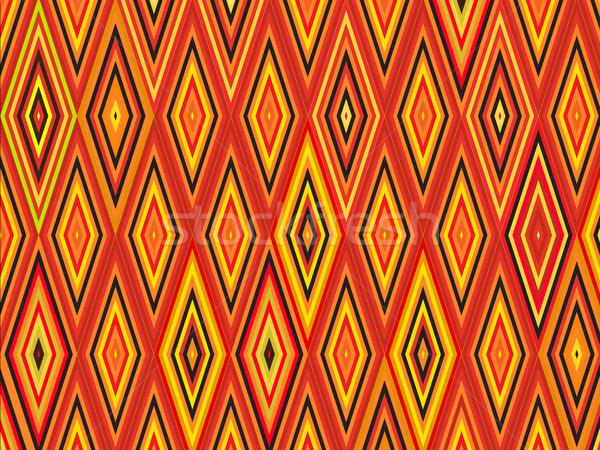 Decorative pattern Stock photo © lirch