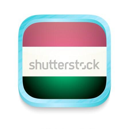 Botão Emirados Árabes Unidos bandeira telefone quadro Foto stock © lirch