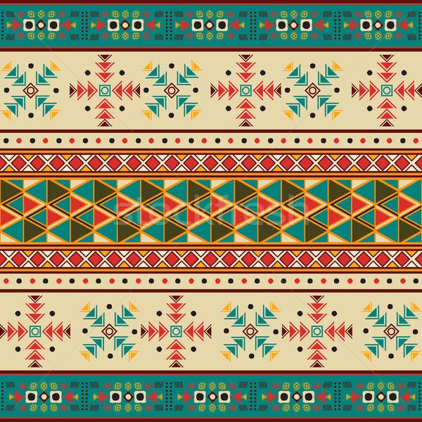 Navajo pattern Stock photo © lirch
