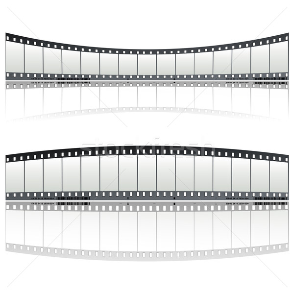 35mm film strip  Stock photo © lirch