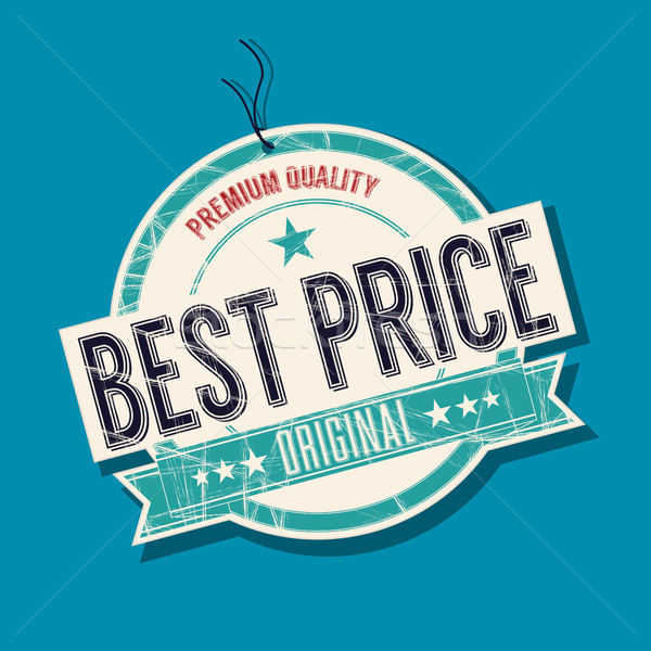 Best Price tag Stock photo © lirch