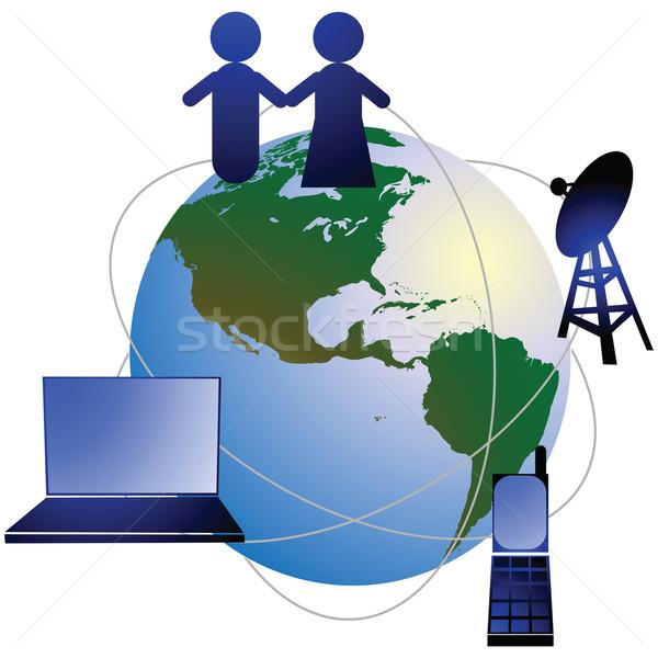 network Stock photo © lirch