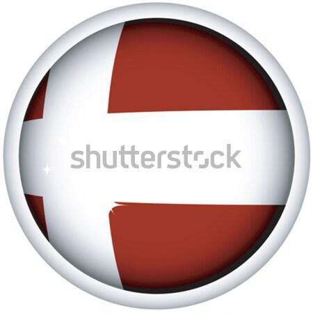 Austrian flag button Stock photo © lirch