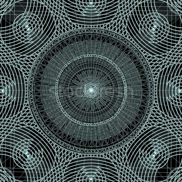 Lace pattern texture background Stock photo © lirch