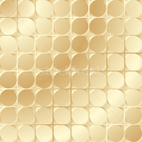 Altın doku soyut baskı dizayn plaka model Stok fotoğraf © lirch