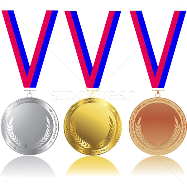 Medals Stock photo © lirch