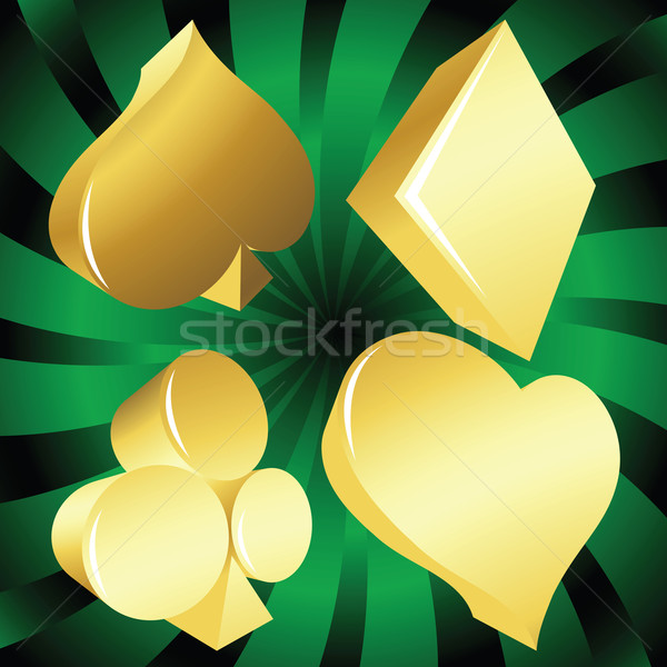 casino suits Stock photo © lirch
