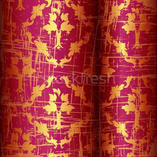 Abstract art, grunge texture Stock photo © lirch