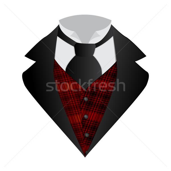 Fancy suit Stock photo © lirch