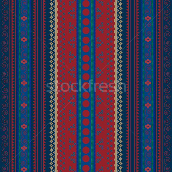 traditional pattern Stock photo © lirch