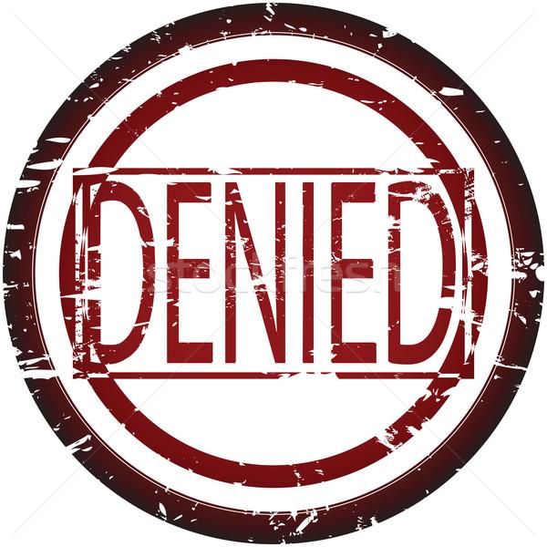 denied  Stock photo © lirch