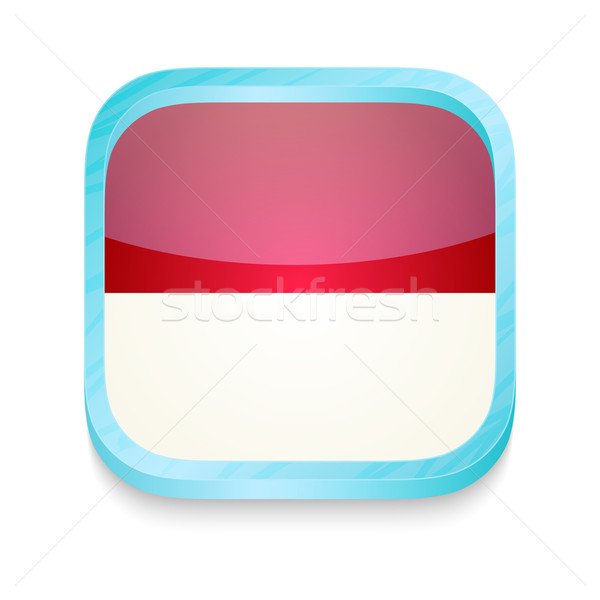 кнопки Монако флаг телефон кадр Сток-фото © lirch