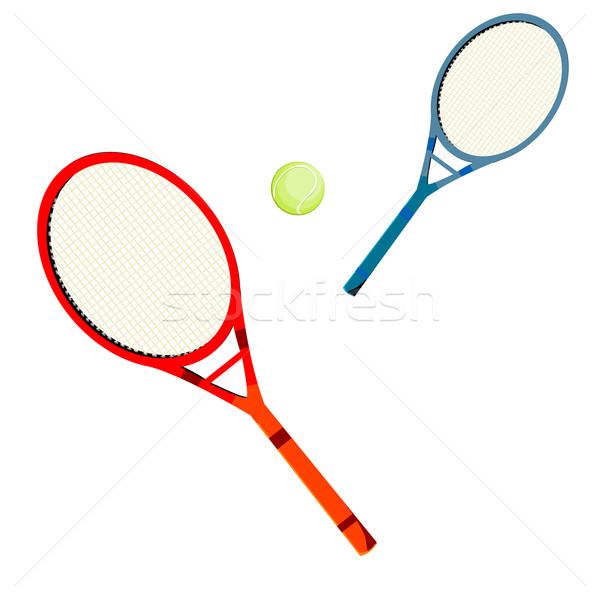 tennis Stock photo © lirch