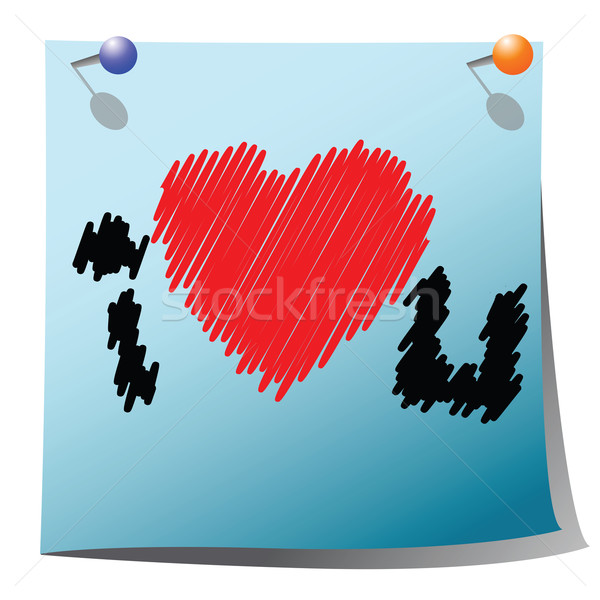 love you Stock photo © lirch