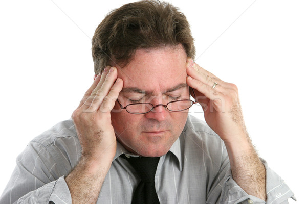 Severe Headache Pain Stock photo © lisafx