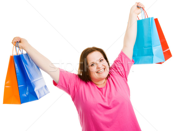 Shopping Success Stock photo © lisafx