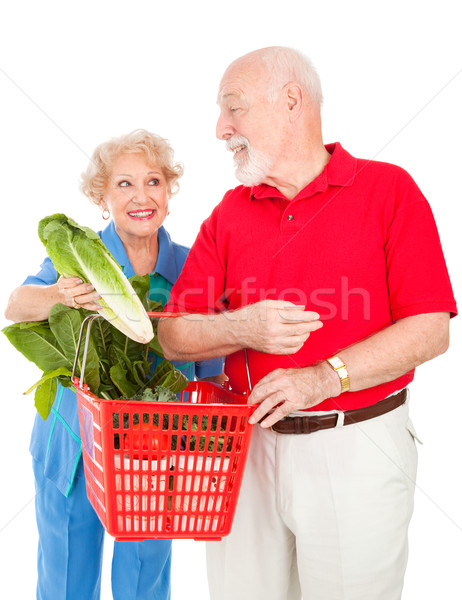 Alimentare shopping produrre insieme Foto d'archivio © lisafx