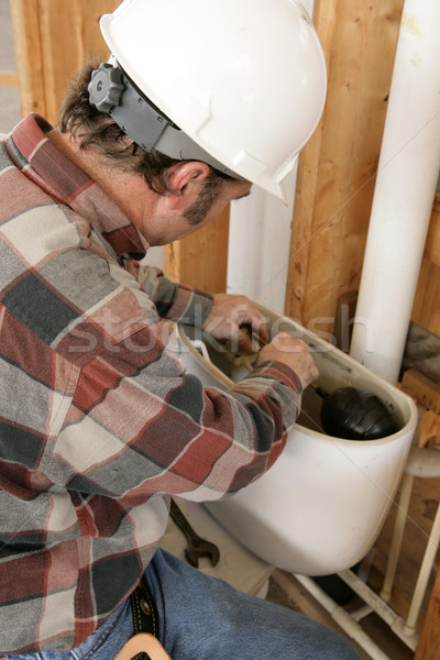New Plumbing Fixture Stock photo © lisafx