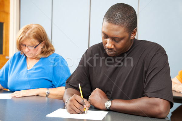 Adult Education - Diversity Stock photo © lisafx