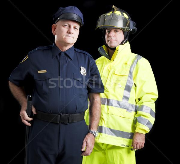 Public Employees Stock photo © lisafx