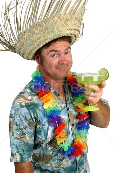 Margarita Man - Cheers Stock photo © lisafx