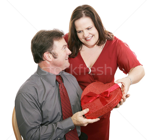 Valentine Gift Stock photo © lisafx