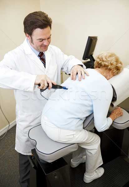 Newest Chiropractic Technology Stock photo © lisafx