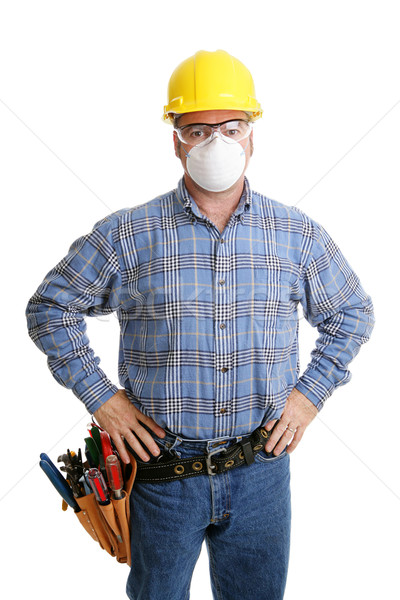 Construction Safety Stock photo © lisafx