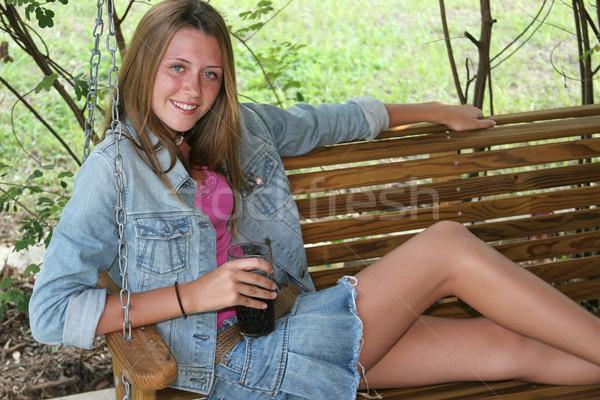 Cool Refreshment Stock photo © lisafx